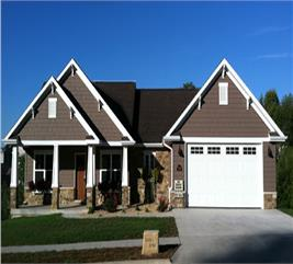 House Plan #141-1242