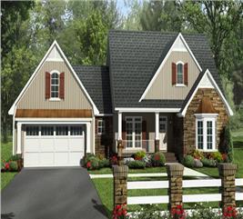 House Plan #141-1249