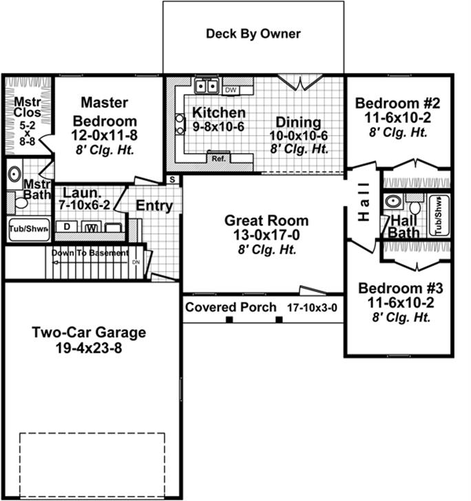 Ranch House Floor Plans Square Foot on 2000 square foot english cottage house plans, 2000 sq foot house plans, under 100 square feet architect plans, 1500 sq ft ranch plans, 2000 square feet, 1800 sq ft ranch house plans, inexpensive two-story house plans, 2 000 sf ranch house plans,