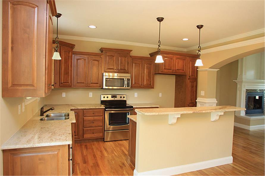 141-1259: Home Interior Photograph-Kitchen