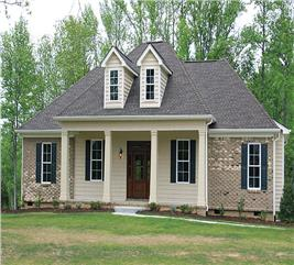 House Plan #141-1259