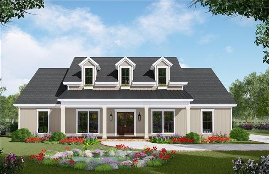 House Plan #HPG-2149B