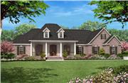 View house Plan#142-1000