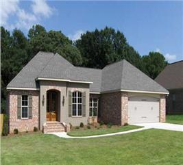 House Plan #142-1002