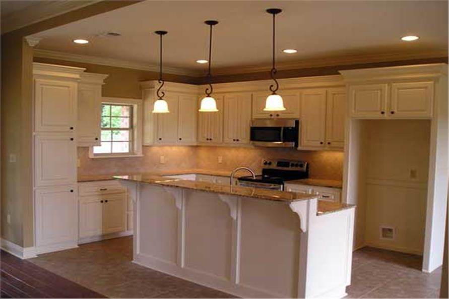 Kitchen of this 3-Bedroom,1750 Sq Ft Plan -1750