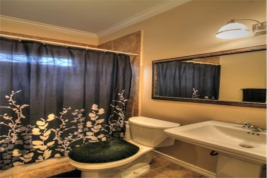 Bathroom of this 3-Bedroom,1750 Sq Ft Plan -1750
