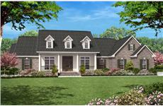 Main image for house plan # 20621