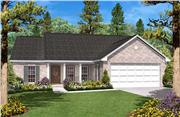 View house Plan#142-1008