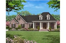 Main image for house plan # 20613