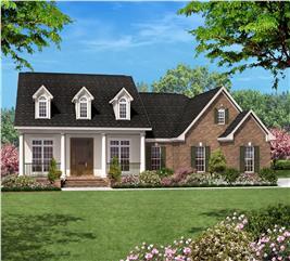 House Plan #142-1013