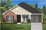 View house Plan#142-1014