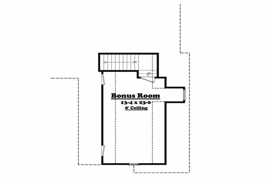 Bonus Floor Plan BB-2400-2