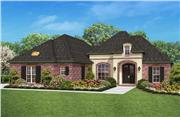 View house Plan#142-1023