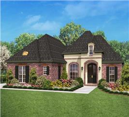 House Plan #142-1023