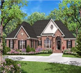 House Plan #142-1027