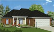 View house Plan#142-1033