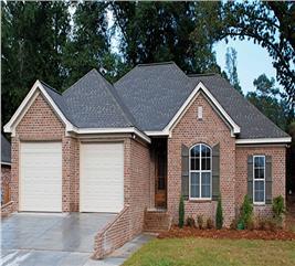 House Plan #142-1039