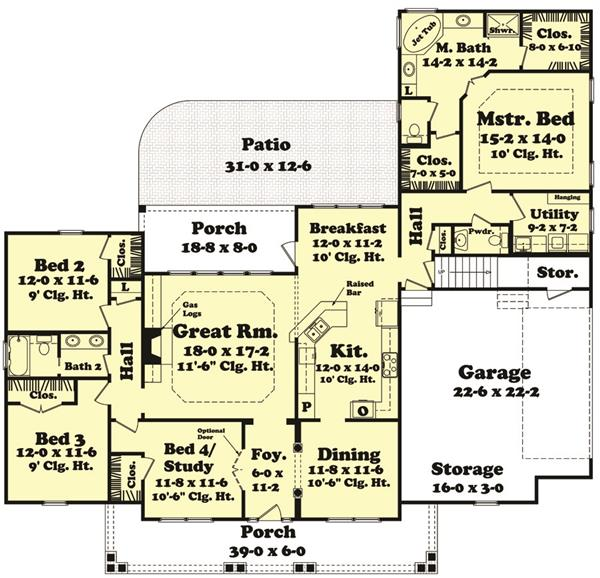 142-1040 Main level
