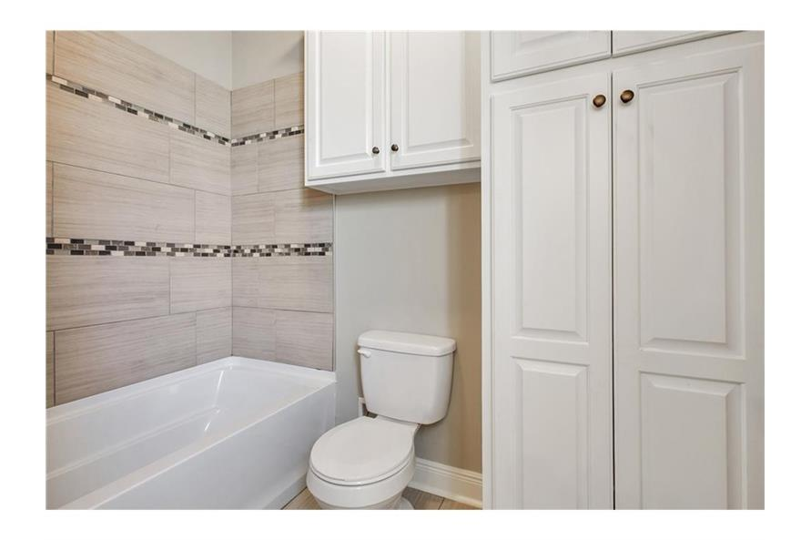 Bathroom of this 3-Bedroom,1800 Sq Ft Plan -1800