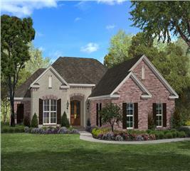 House Plan #142-1043