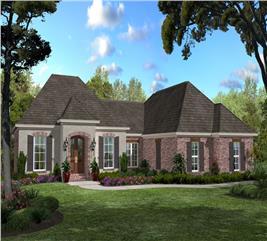 House Plan #142-1044
