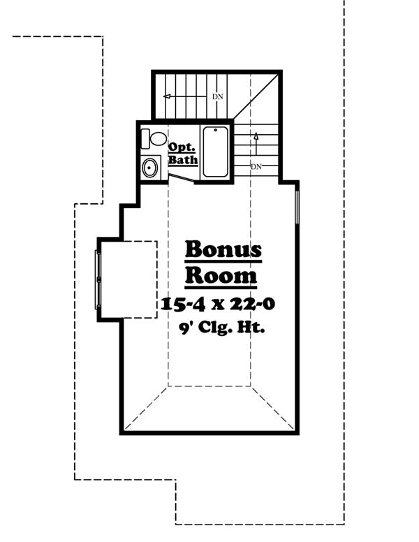 142-1045 bonus room