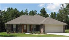 Front photo of House Plan #142-1046