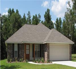 House Plan #142-1046