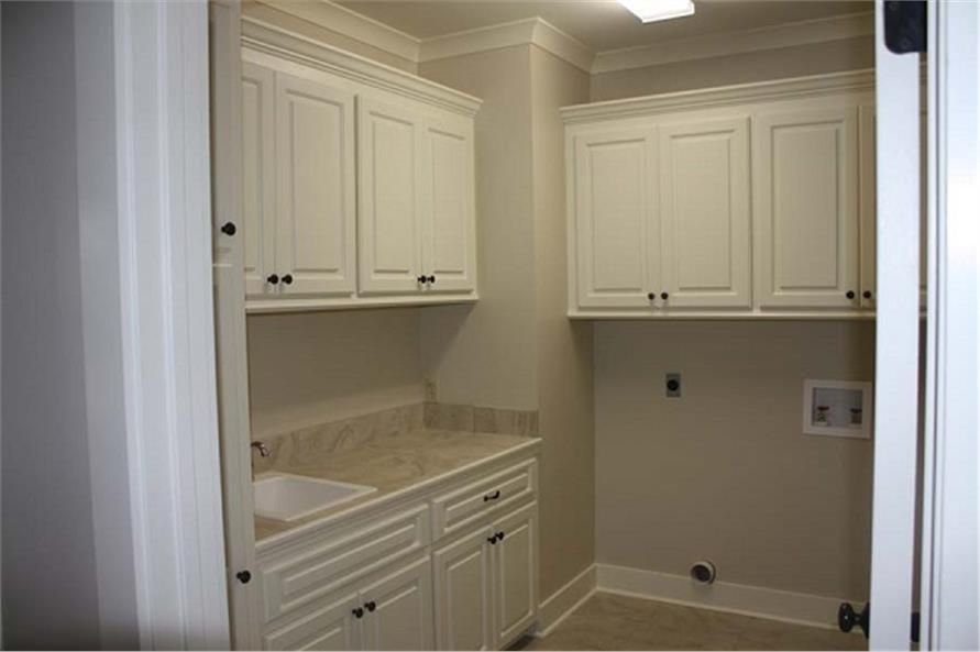 Utility Room of this 3-Bedroom,1900 Sq Ft Plan -1900