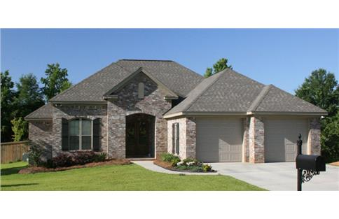 Front photo of House Plans #142-1049