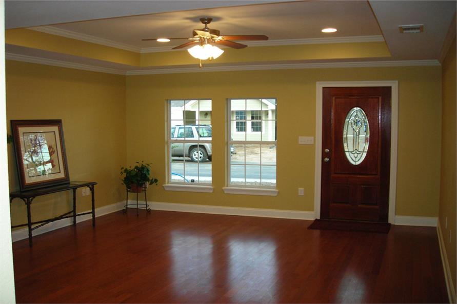Great Room of this 3-Bedroom,1200 Sq Ft Plan -1200
