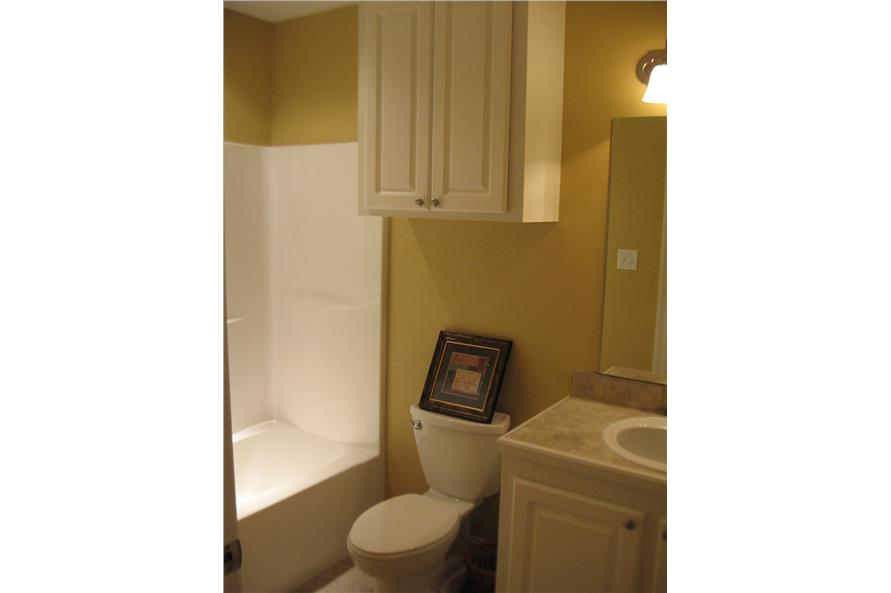 142-1052: Home Interior Photograph-Bathroom