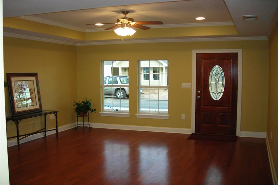 Great Room of this 3-Bedroom,1250 Sq Ft Plan -1250
