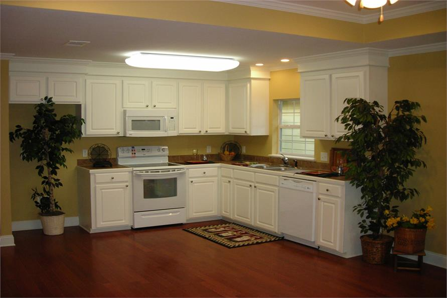 Kitchen of this 3-Bedroom,1250 Sq Ft Plan -1250