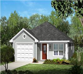 House Plan #142-1053