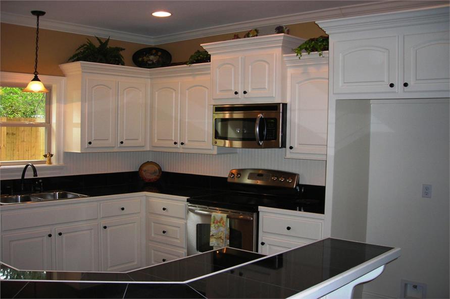 142-1057: Home Interior Photograph-Kitchen