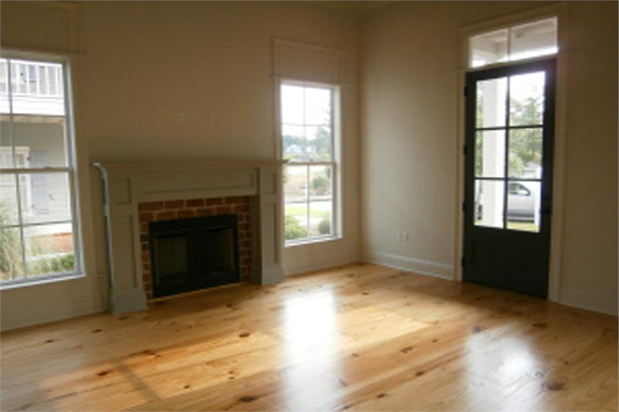 142-1059: Home Interior Photograph-Living Room