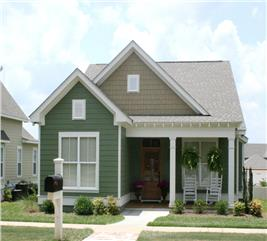 House Plan #142-1060