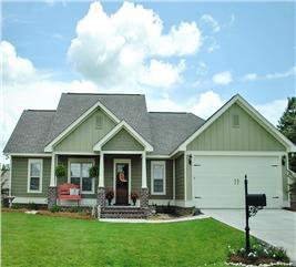 House Plan #142-1067
