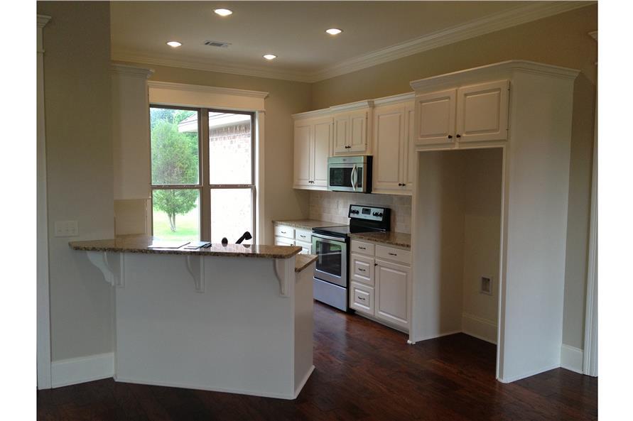 142-1068: Home Interior Photograph-Kitchen