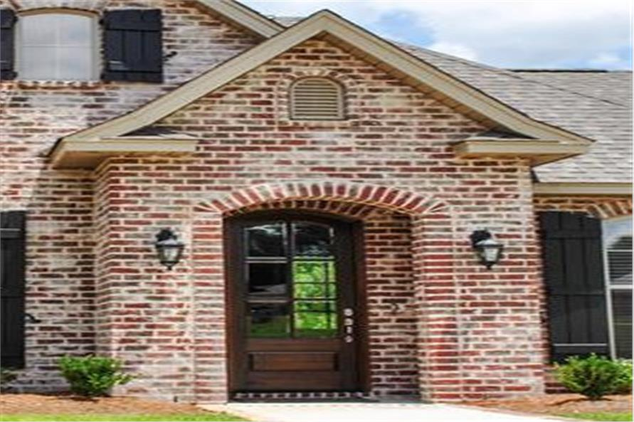 142-1069: Home Exterior Photograph-Front Door