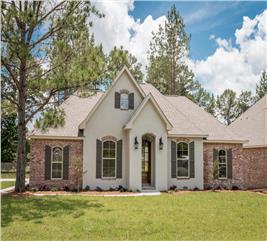House Plan #142-1069