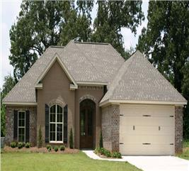 House Plan #142-1072