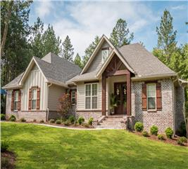 House Plan #142-1075