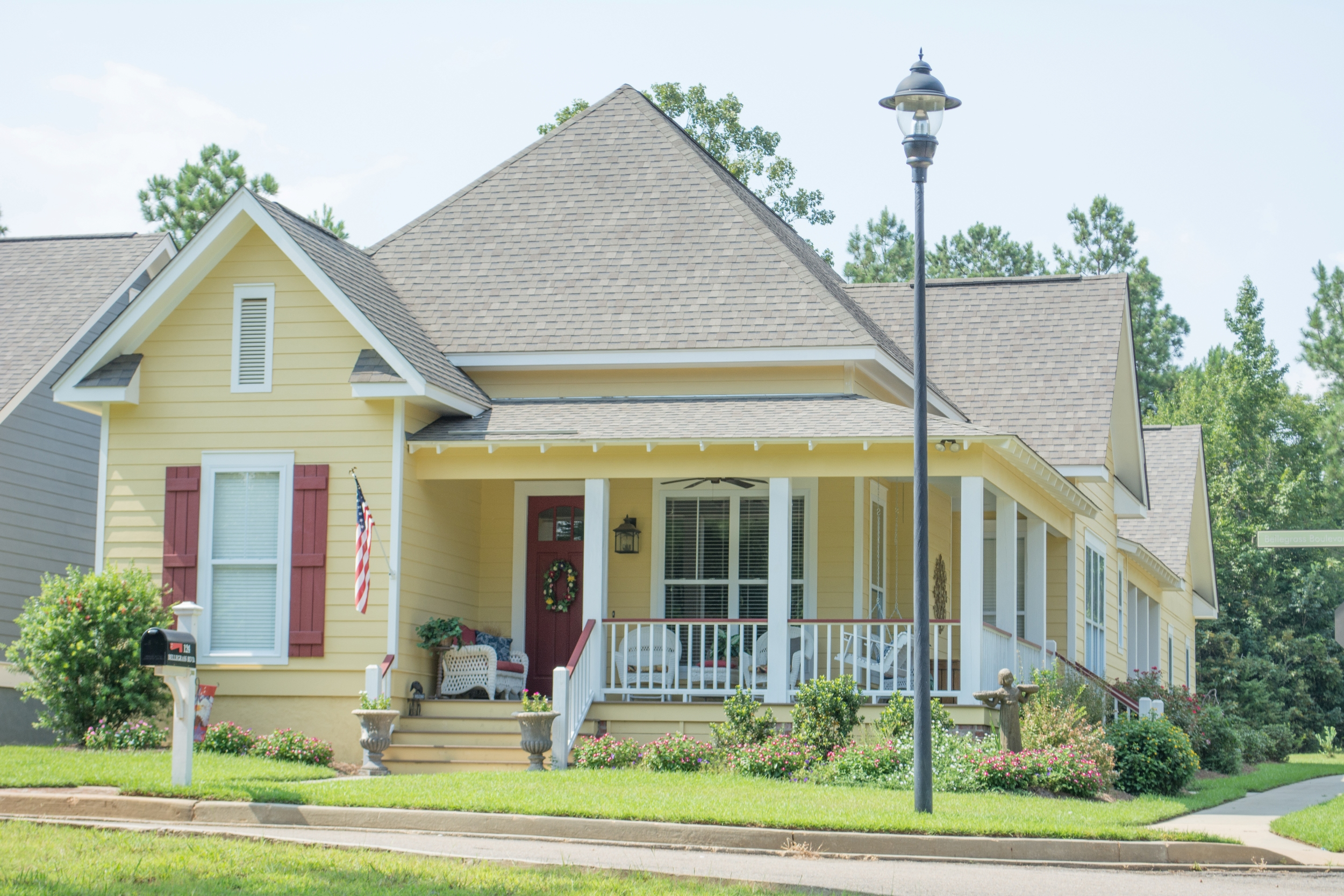 House Plan Bdrm Cottage Home