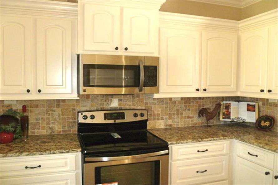 142-1086: Home Interior Photograph-Kitchen