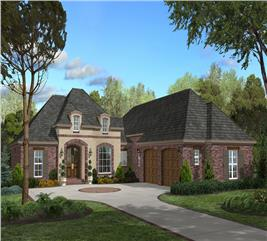 House Plan #142-1097