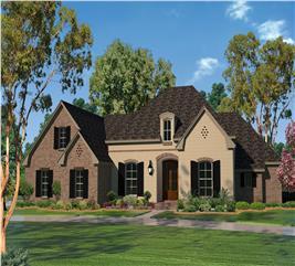 House Plan #142-1101