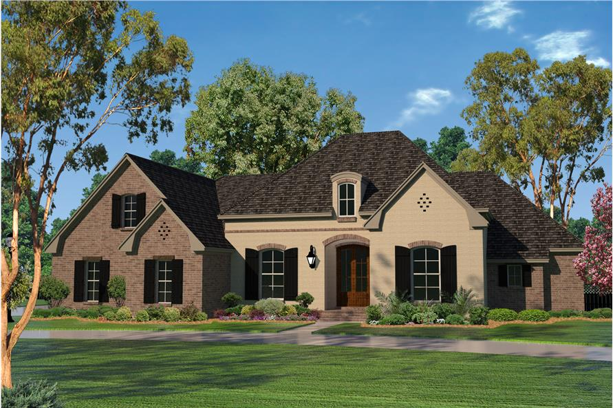 House Plan 142 1101 4 Bdrm 2506 Sq Ft Country Home