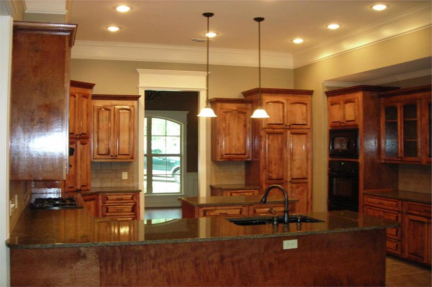 Kitchen of this 4-Bedroom,2900 Sq Ft Plan -2900